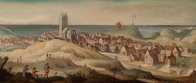 Claes Jacobsz van der Heck, 'Egmond aan Zee'