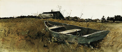 Andrew Wyeth, 'Teel's Island', 1954