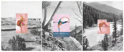 Leonid Keller, 'Human Sculptures', 2020