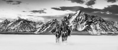 David Yarrow, 'Wyoming', 2021