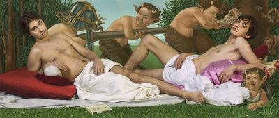 E2 - KLEINVELD & JULIEN, 'Ode to Botticelli's Venus & Mars', 2016