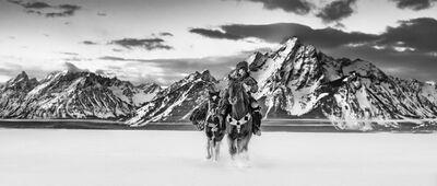 David Yarrow, 'Wyoming', 2021