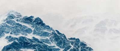 Wu Chi-Tsung, 'Cyano-Collage 042', 2018
