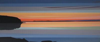 Greta Van Campen, 'Sunrise, Islesboro', 2018