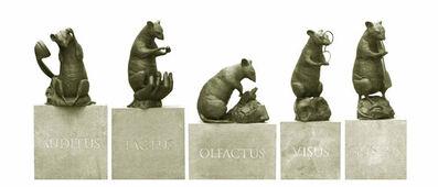 Bjorn Skaarup, 'The Five Senses'