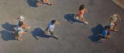 Carlos Marijuan, '7 sombras (7 shadows)', 2014