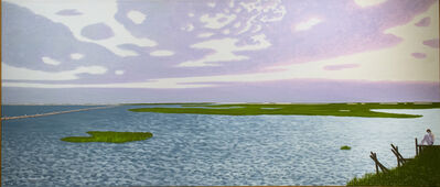Bill Sullivan, 'Male in Cape Cod Landscape ', 1987