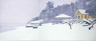 Kurt Solmssen, 'Snow at Vaughn', 2020