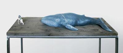 Stefano Bombardieri, 'Gaia e la balena', 2018