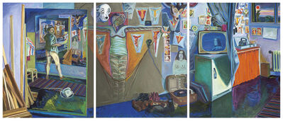 Norbert Tadeusz, 'Triptychon (Triptych)', 1973