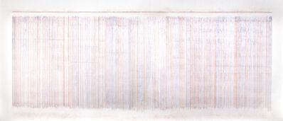 Susan Morris, 'Plumb Line Drawing No.07', 2009