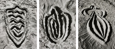 Ana Mendieta, 'Selected Images from Sandwomen, Miami', 1983