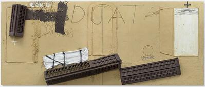 Antoni Tàpies, 'Duat', 1994