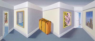 Patrick Hughes, 'Travel', 2004