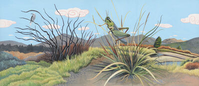 Phyllis Shafer, 'Bug's Little Vista', 2019
