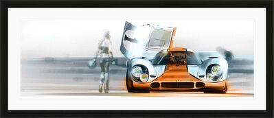 Frederic Dams, 'Porsche 917K | Automotive | Car', 2017