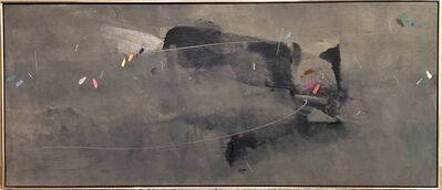 Kikuo Saito, 'Noir', 1985