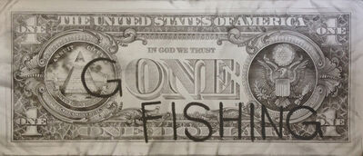 Scott Campbell, 'Gone Fishing', 2013