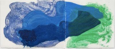 Howard Hodgkin, 'Where the Sky Meets the Sea', 2016