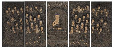 Guo Jian 郭剑, 'The Buddha No. 1', 2016