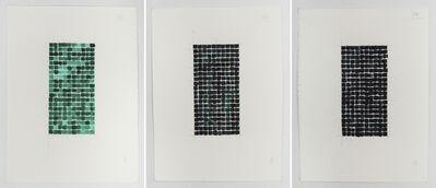 Hassan Sharif, 'Experiment - Watercolour', 2009