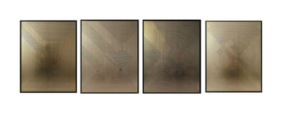 Francisco Larios, 'Untitled 1, Untitled 3 & Untitled 5, Untitled 6 Quadriptych ', 2019
