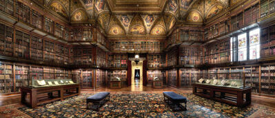 Christian Voigt, 'The Morgan Library II', 2020