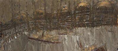 William Congdon, 'Istanbul No. 4'