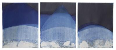 Meghann Riepenhoff, 'Muybridge Tides #04 (Rapidly Submerged Paper, Lake Lanier, GA 08.25.17)', 2017