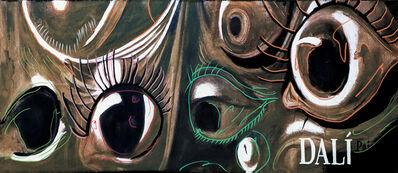 Steve Kaufman, 'HOMAGE TO DALI', 2001-2007