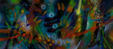 Carlos Jacanamijoy, 'Orificios en el viento ', 2010