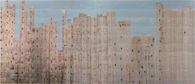 Azade Köker, 'Intensity and Emptiness', 2017