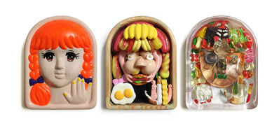 magma, 'inside out girl (3)', 2016