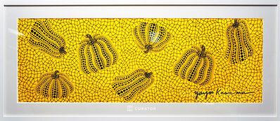 Yayoi Kusama, 'Pumpkin Yellow ', 2019