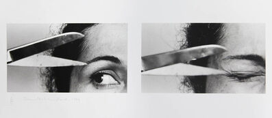 Anna Maria Maiolino, 'X II Untitled from Vida Afora series - Photopoemaction', 1974/2010