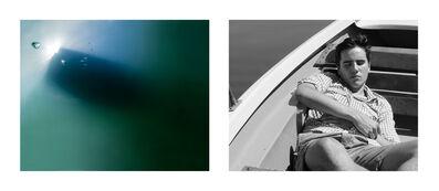 "Barbara Probst, 'Exposure #117.01: Starnberger See, 47°54'24.4""N 11°19'05.7""E, 06.30.15, 2:33 p.m.', 2015"