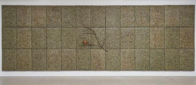 Giuseppe Penone, 'Respirare l'ombra', 2008