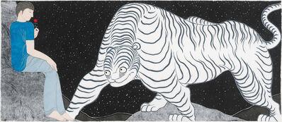 LIU QI 劉琦, 'Ferocious Tiger in Heart 心有猛虎', 2016
