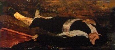 Michael David, 'Toreador With A Red Cape ', 2006