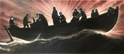 David Blackwood, 'Passage', 1984