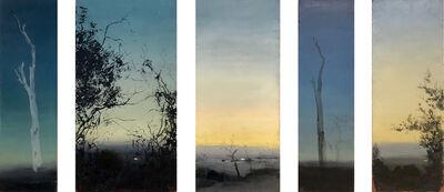 Philip Wolfhagen, 'Autumn Noctuary; an elegy for M.C.W.', 2018