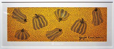 Yayoi Kusama, 'Pumpkin Yellow (Framed), 2019', 2019