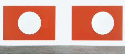 Steven Parrino, 'Absence/Shift', 1990