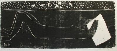 Milton Avery, 'Night Nude', 1953