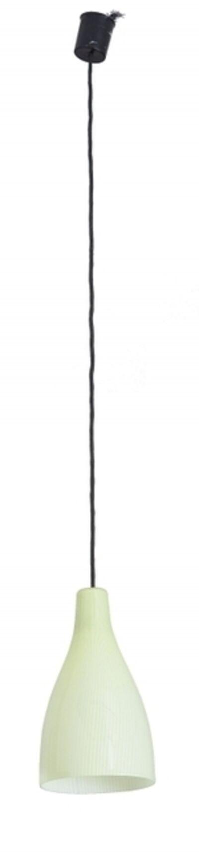 Massimo Vignelli, 'A SUSPENSION LAMP 60s.'