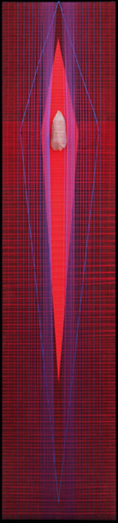Milton Becerra, 'Atüna Ishoo II (Pluma Roja)', 2010