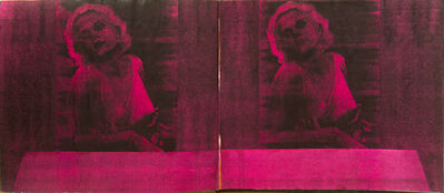 Larry Lewis, 'Untitled (Pink double)', ca. 1970
