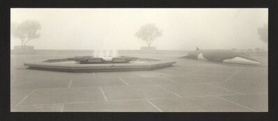 Kerik Kouklis, 'The Whale, The Fountain and The Fog, Berkeley, CA', 1993