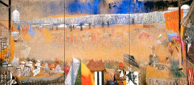 Irving Petlin, 'Entrée du Christ à Washington, 2005', 2005