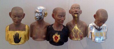Richard Stipl, 'Eyes flame, blood sings bones begin to swell', 2013